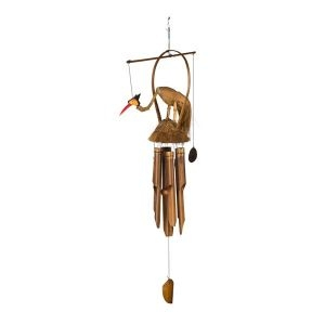 Gilberty Gooney Bird Bamboo Chime