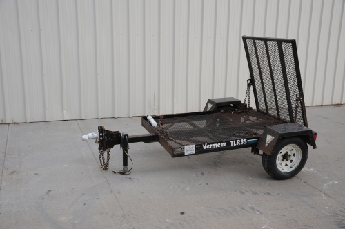 Trailer, Utility, 7 ft. or shorter