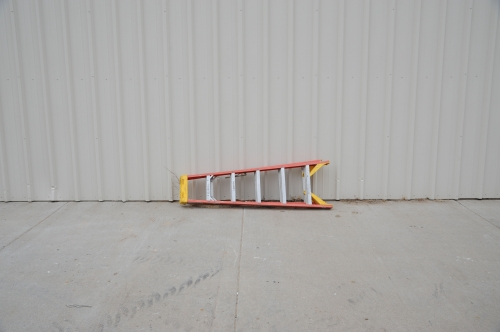 Ladder, 6' Step, Fiberglass