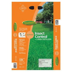 Green Thumb Fertilizer Plus Insect Control