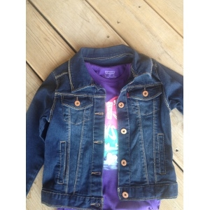 Levi's Girls' (7-16) Trucker Jacket