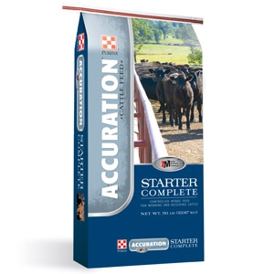 Great Starts™ Accuration® Starter Compete WC/HL Feed