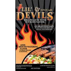 West Oregon Wood Products, Lil' Devils® Barbecue Pellets
