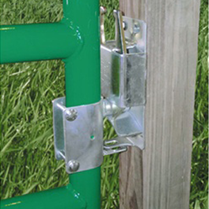 Co-Line Lockable Two-Way Latch and Pin