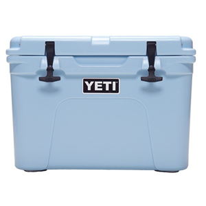 Yeti Coolers Ice Blue Cooler