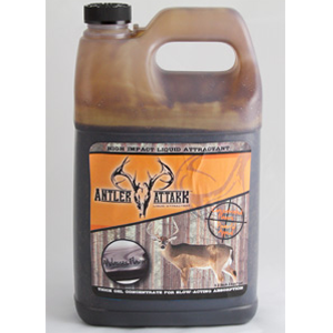 Bowhunters Superstore International Antler Attakk Liquid Attractant Molasses 9.5lb