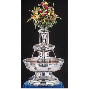 Stainless Steel Beverage Fountain