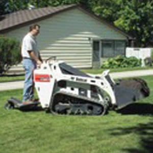 Bobcat Mini Track Loader