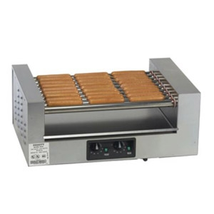 Mid Size Hot Dog Roller Type Grill