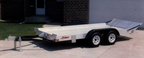 Trailer, Car Carrier