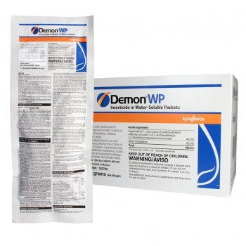 Syngenta® Demon® Wettable Powder (WP) Insecticide