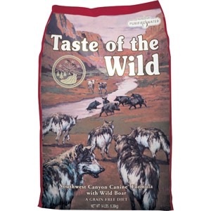 Taste Of The Wild Southwest Canyon Canine® Formula