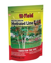 Horticultural Hydrated Lime (2lbs)
