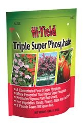 Triple Super Phosphate 0-45-0 (4 lbs)