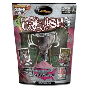 Sugar Beet Crush Wildlife Attractant